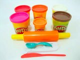 Easy make Play Doh Owl cut out