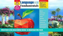 Pre Order Language Fundamentals, Grade 2 (Language Fundamentals: Common Core Edition) Evan-Moor