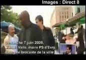 """""""Quelques white, quelques blancos"""" : les propos polémiques de Manuel Valls au marché d'Évry"""