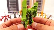 Transformers Movie 2 ROTF Constructicon Devastator 7 Robots Combine Vehicle Transformation Car Toys