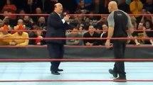 WWE Survivor Series 2016 - Bill Goldberg vs Brock Lesnar 04