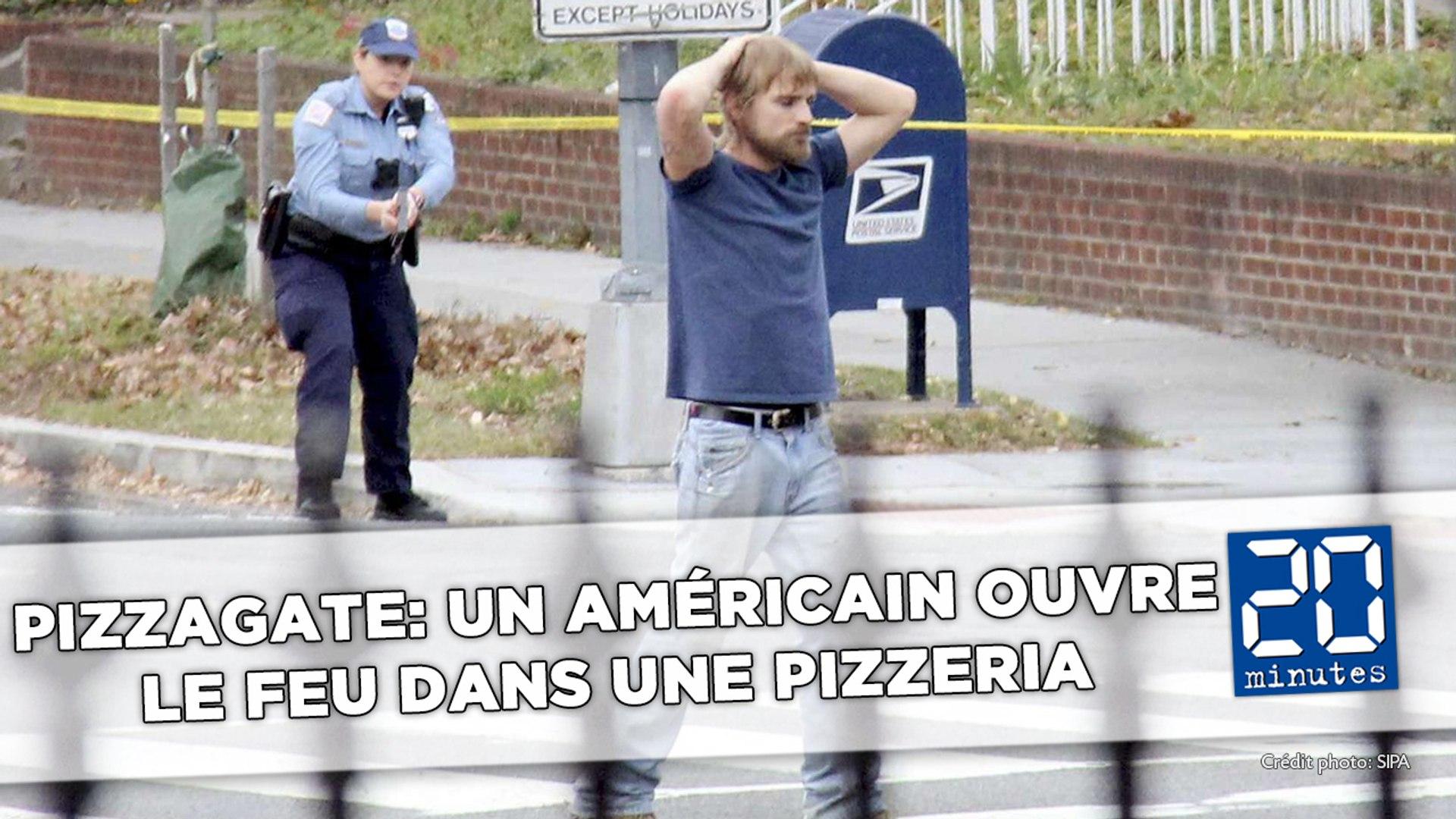 Pizzagate: Un Américain venu «enquêter», ouvre le feu dans le restaurant