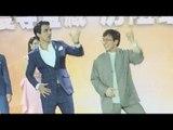 Jackie Chan's CRAZY Dance On Daler Mehndi's Tunak Tunak Tun With Sonu Sood