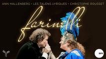 Haendel - Lascia ch'io pianga / Ann Hallenberg, Les Talens Lyriques & Christophe Rousset