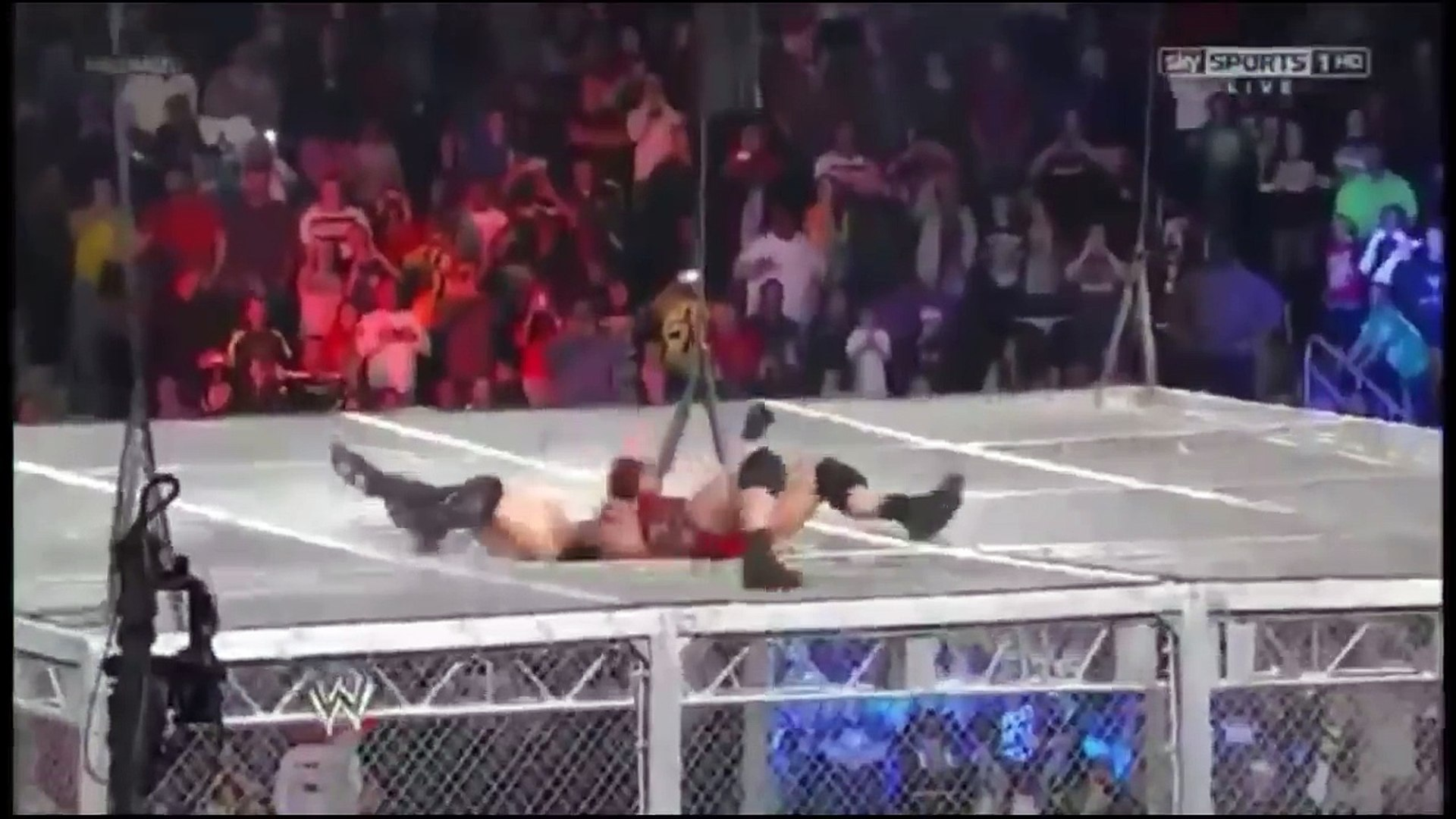 WWE Best Hell In A Cell Moments