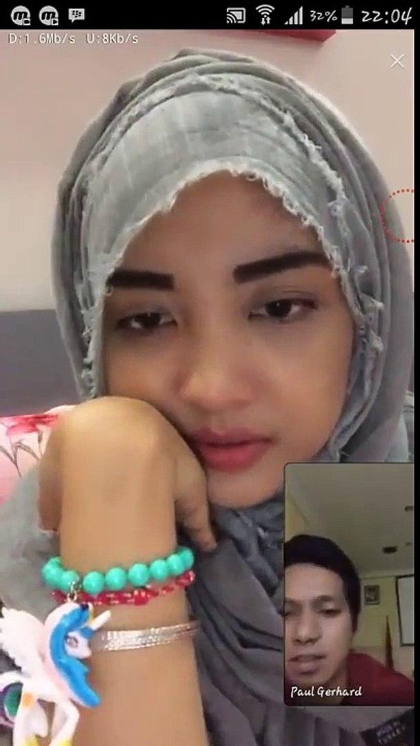 Bigo Live Hijab Cantik Kenak Rauan Oleh Lelaki Ini Akhirnya Tak Tahan Jugak Gannnnn