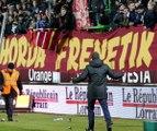 Jets de pétards contre Lyon : les supporters du FC Metz consternés