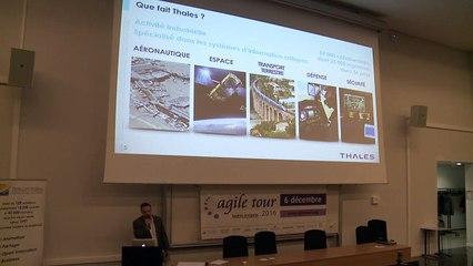 Franck BEULE - Qu'est ce qu'une entreprise Agile ?