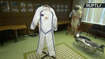 New Russian Space Suit Can Withstand Temperatures of -67 Fahrenheit