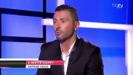 L'invité Happy – Antar Yahia»Le fait que les égyptiens nous aient attaqué nous a renforcé»