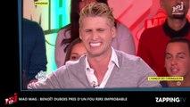 Mad Mag : Benoît Dubois pris d'un fou rire incontrôlable en direct (Vidéo)