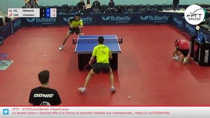 LIVE PRO A - J7 : Villeneuve - Caen (4)