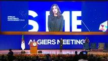 Algérie, Plénière d'ouverture du Forum Algéro-Africain