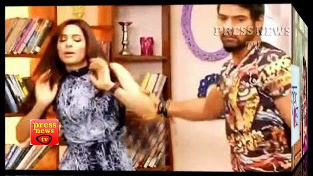 Kumkum Bhagya - 7th December 2016 _ Abhi throws Aliya out from house for Pragya