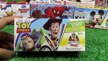 Serie Disney uova di cioccolato Toy Story uova a sorpresa in una volta aperto【Uova Sorpresa】00543+it