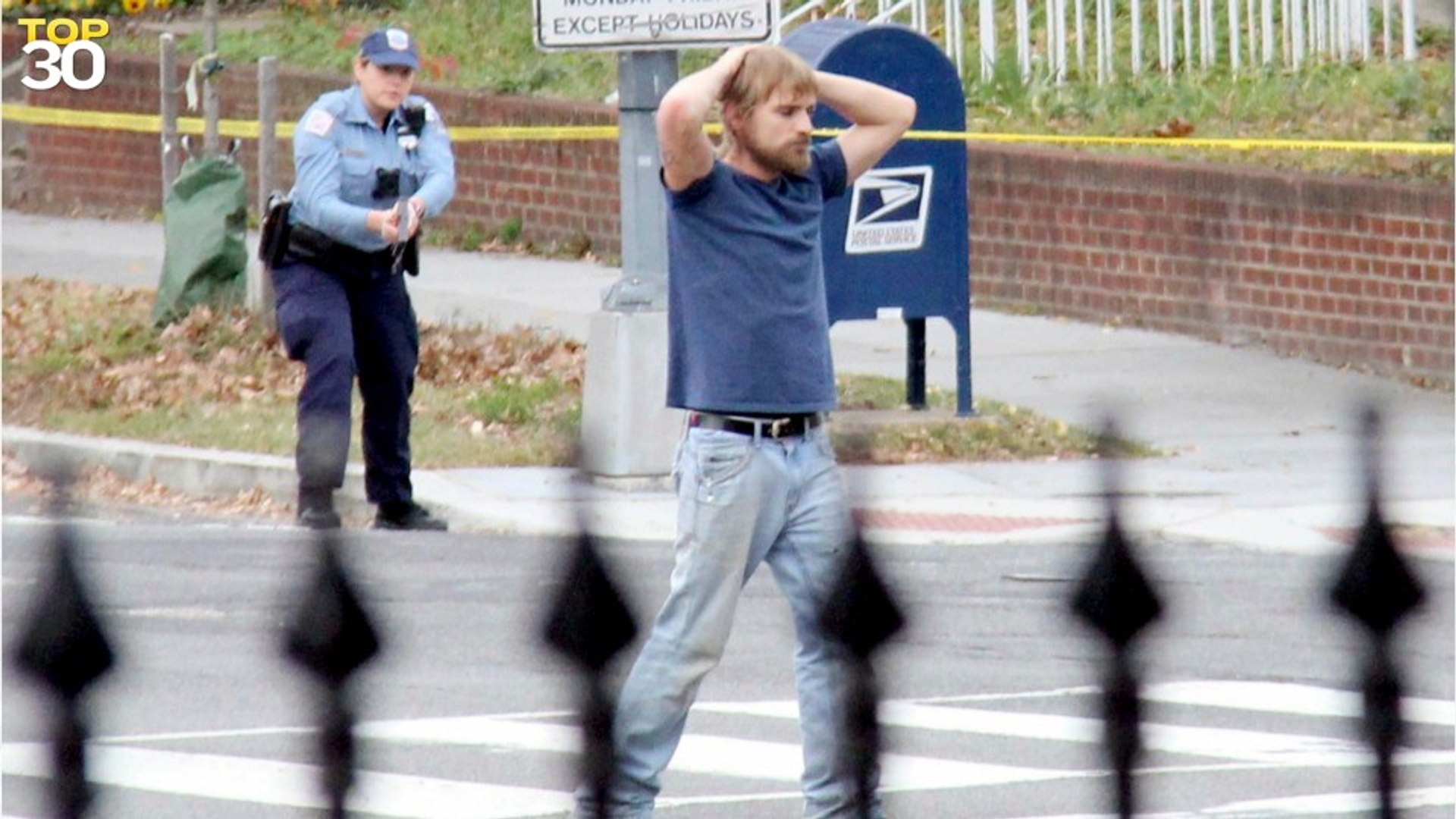 Police: Suspect 'investigating' conspiracy theory arrested after firing shot inside DC piz
