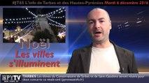 HPyTv JT65 | L'info de Tarbes et des Hautes Pyrénées (6 décembre 2016)