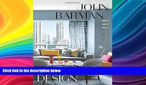 Best Price John Barman Interior Design John Barman On Audio