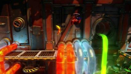 Gameplay de Crash Bandicoot N.Sane Trilogy