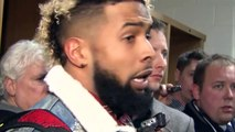 Odell Beckham Jr. Weighs in On Referees Post Game | Giants vs. Steelers | NFL