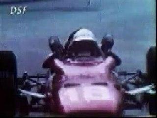F1 - 1967 - Bandini Crash GP Monaco