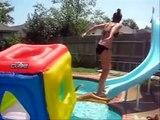 Funny Pool Accidents & Crash Compilation - LOL!!!