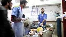 مقتل 25 مدنيا على الاقل في غارات يرجح انها روسية على محافظة ادلب