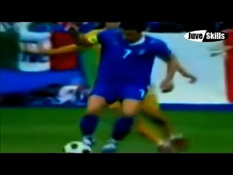 Juve Legend (1993-2012) - Proto-MESSI: Alex Del Piero dribbling skills (1993-20
