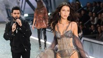 Bella Hadid Flirts With Ex-Boyfriend The Weeknd During the Victoria's Secret Fashion Show!