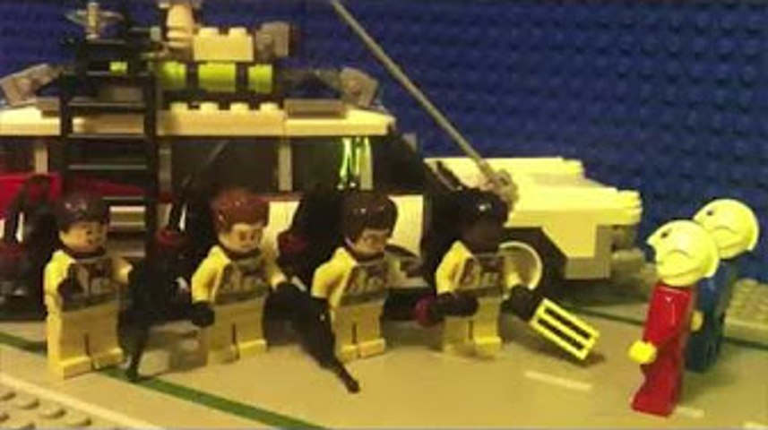 LEGO Ghostbusters Ecto-1 21108 Teaser Preview