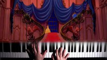 Piano Tribute To Alan Menken & Howard Ashman - Beauty and the Beast