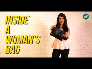 ScoopWhoop: Inside A Woman's Bag