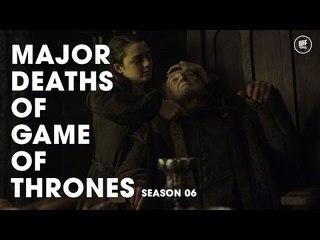ScoopWhoop: All major Deaths of Game Of Thrones Season 6