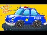 POLICE CAR | Car Wash|Car Wash Games |Candy Car Wash |  Car Wash App