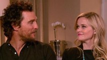 EXCLUSIVE: 'Sing' Stars Reese Witherspoon and Matthew McConaughey Swap Parenting Stories