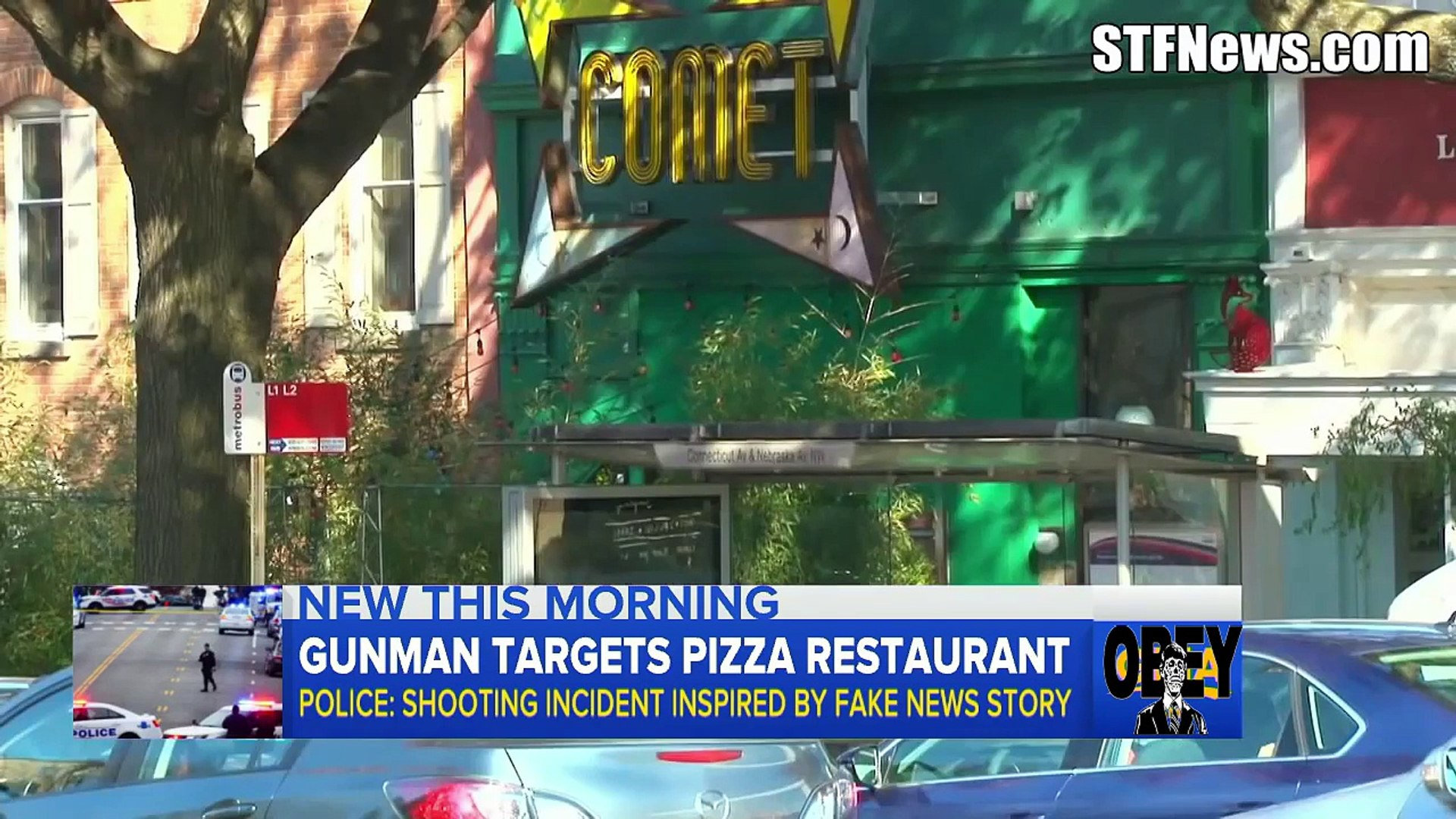 BOGUS #PIZZAGATE CONSPIRACY SHOWS HOW DANGEROUS FAKE NEWS CAN BE