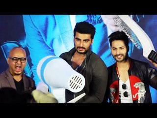 Varun Dhawan & Arjun Kapoor Launch STYLE INC By Aalim Hakim