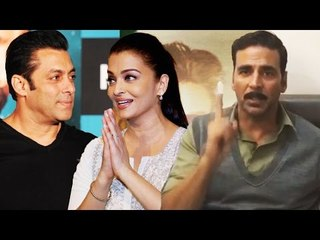 Salman & Aishwarya To PATCH UP, Akshay Kumar's Best Message On Surgical Strike | Bollywood News