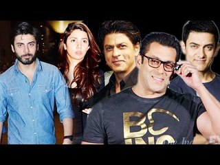 Salman, Shahrukh & Aamir Khan SUPPORTS Artist, Fawad & Mahira Khan Finnaly REACTS PAK Artist BAN