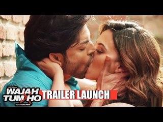UNCUT - Wajah Tum Ho Movie Trailer 2016 Launch | Sana Khan, Sharman Joshi, Gurmeet Choudhary