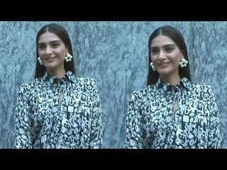 Sonam Kapoor Support Fight Malnutrition In The Country In Association With Fight Hunger Foundation