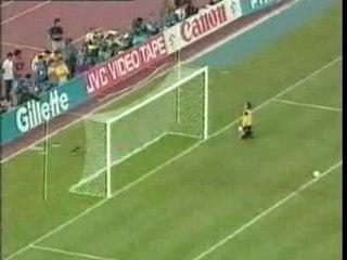 Elfmeterschießen England vs.Deutschland 1990 WM