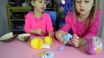 Extra Large Kinder Surprise Eggs- Surprise Toys- Fun Kid Toys-_yyedJ2mErw