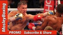 GGG Gennady Golovkin Knockouts Highlights PROMO