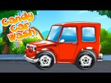 Candy Car Wash |  Car Wash App |IOS And Android Apps
