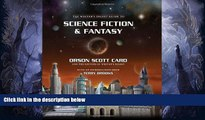 Buy NOW  The Writer s Digest Guide to Science Fiction   Fantasy (Writers Digest Guides) Orson