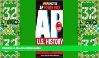 Best Price AP U.S. History Power Pack (SparkNotes Test Prep) SparkNotes On Audio