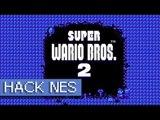 Super Wario Bros 2 (Super Mario Bros 2 hack) - Nes (1080p 60fps)