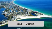 Best beaches in Florida- Top 20 best rated and most popular beaches in Florida