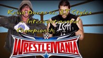 WWE Wrestlemania 33 - Too Early Prediction For WWE WrestleMania 33 Match Card